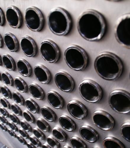 Parowy podgrzewacz gazu koksowniczego, Koksownia Radlin