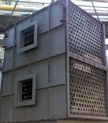 Odzysk ciepła z wanien szklarskich wraz z instalacją zagospodarowania ciepła, Zakłady Chemiczne Rudniki